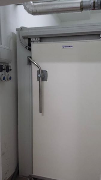 La cella frigorifera